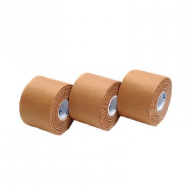 5cm*9.1m Zinc oxide Premium adhesive rigid sports strapping tape Premium Rayon Tape