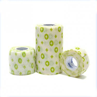 Lovely Printed Cohesive vet wrap bandage(CE approved)