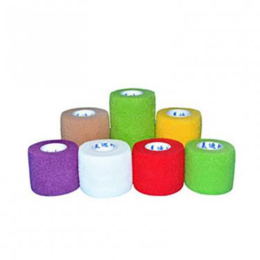 Non Woven Adhesive Elastic Bandages/Cohesive Bandages(CE/FDA approved)