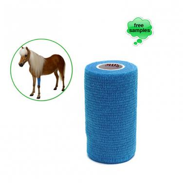 "Pet 2""*5yards Latex High Elastic Cohesive Wrap"