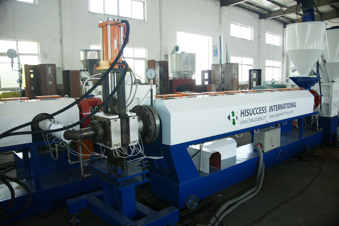 XPS Production Line in Azerbaijan