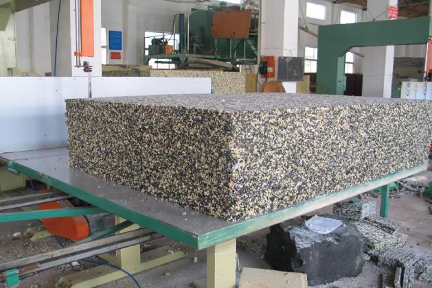 Sponge Recycling System