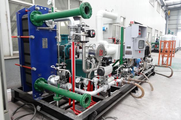 Emulsion Bitumen Batching Plant