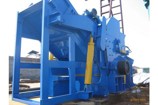 Scrap Steel Shredding Production Line2