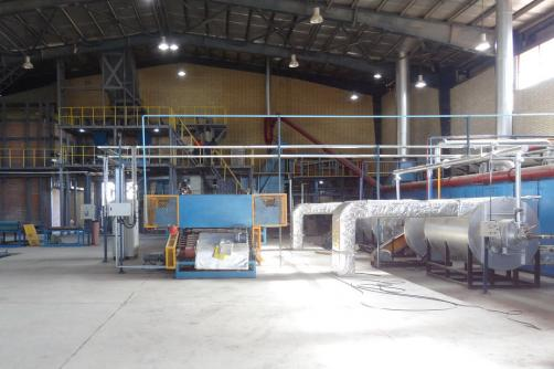 Rock Woolproduction Line