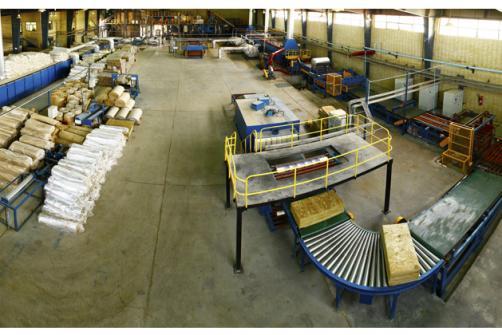 Rock Wool Production Line