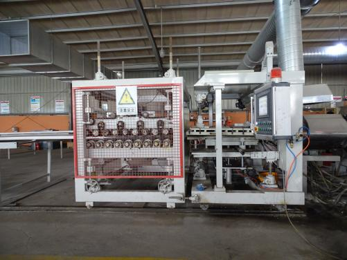 XPS Insulation Board Production Line with CO2 as foaming agent