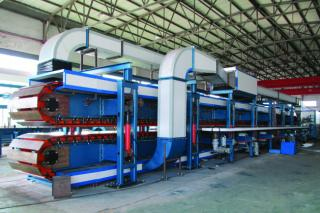 PU Sandwich Panel Production Line