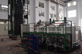 Emulsion Bitumen Batching Plant