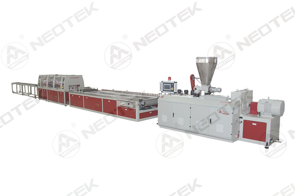 PVC Window Sill Extrusion Line