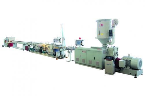 PERT管材高速挤出生产线