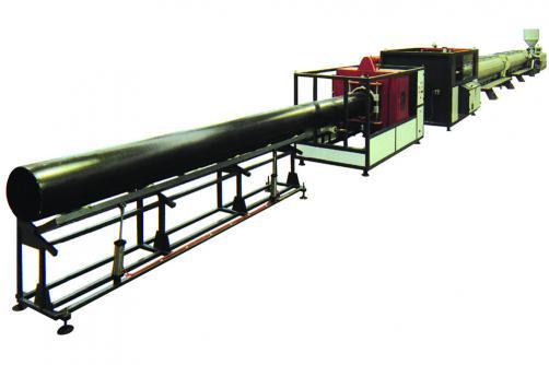 超高分子量聚乙烯(UHMW-PE)管材挤出生产线