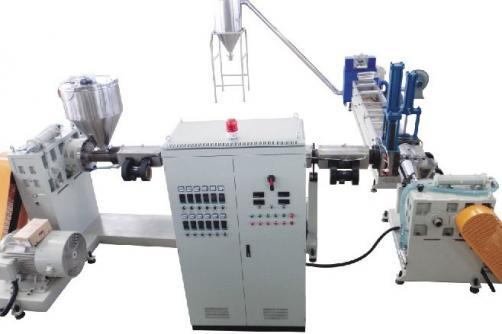 PE/PP 双阶拉条造粒生产线