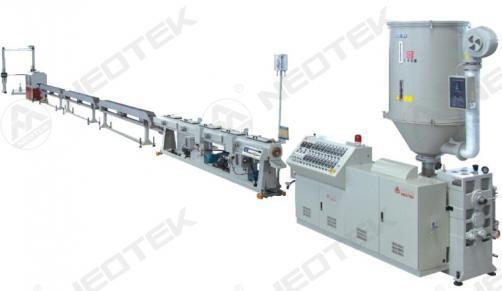 HDPE&Silicon Core Pipe Extrusion Line