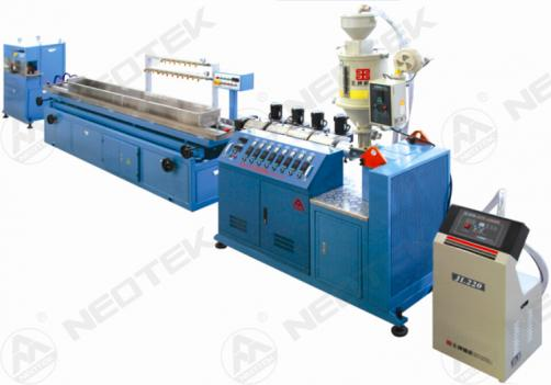 PE/PP Small Profile Extrusion Line