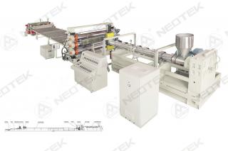 PP/PE Thick Board Extrusion Line