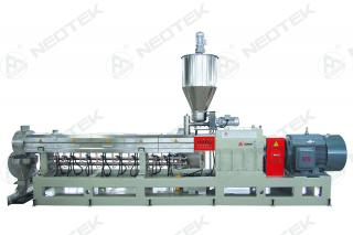 PE/PP Based WPC Co-Rotation Type Pelletizer