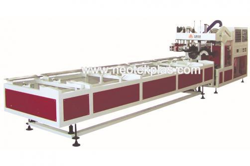 PVC管扩口机