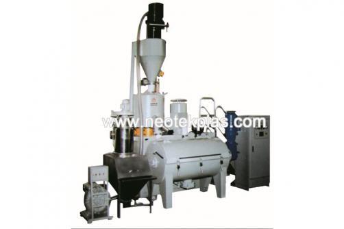 PVC混料机
