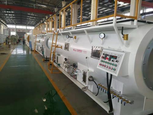 钢丝网骨架增强复合塑料管生产线
