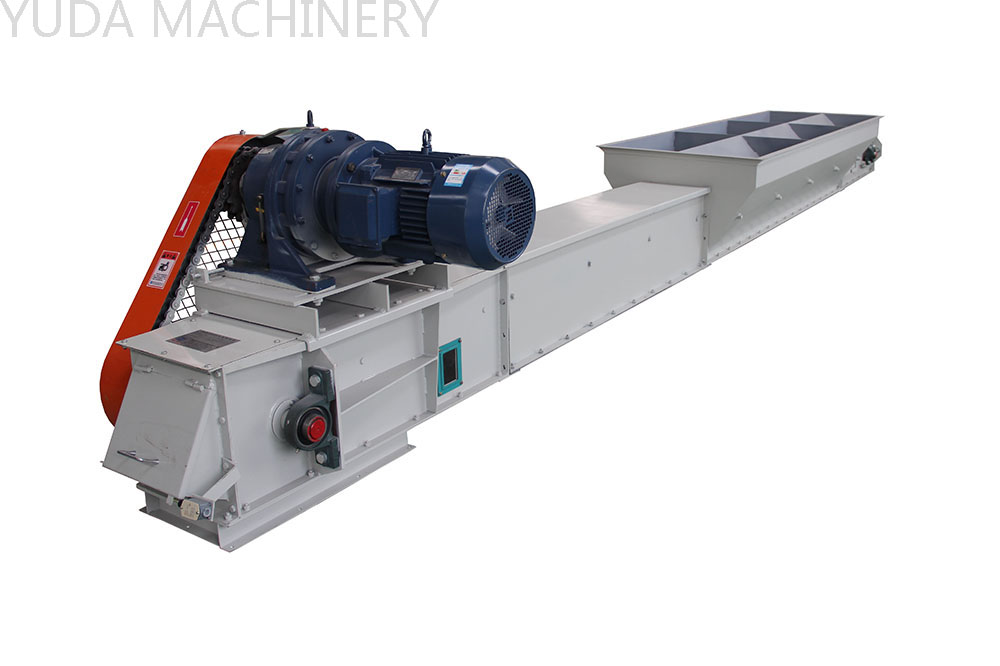 TGSS16-50 Series Enmeshed Drag Conveyor