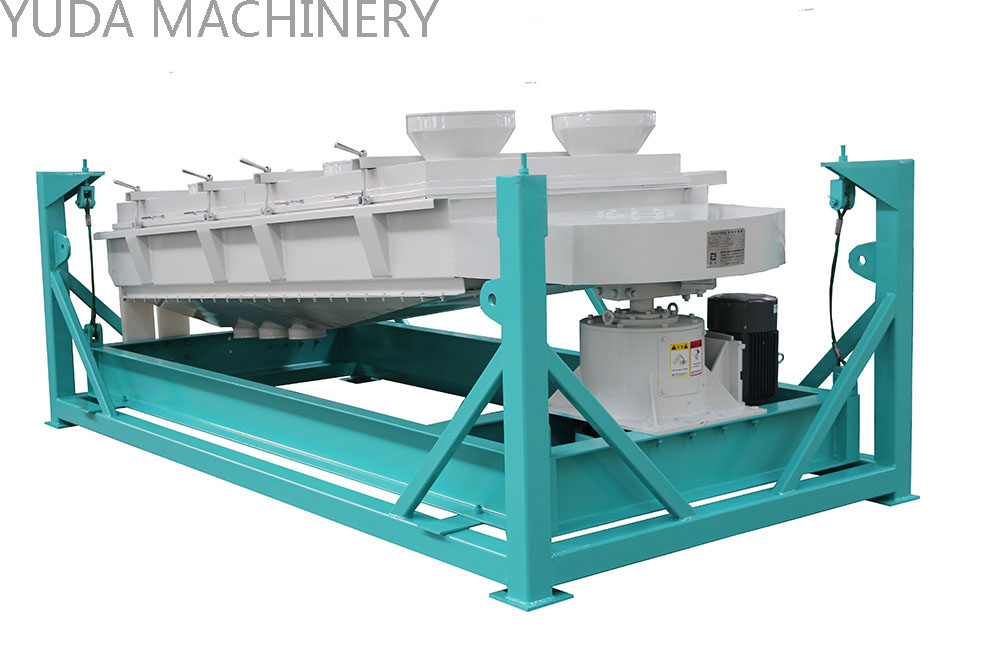 1.5KW-7.5KW SFJH Series Rotary Sifter