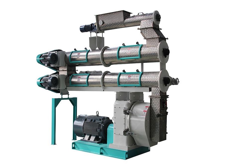 110KW-315KW SZLH508 Pellet Mill