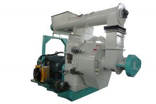 75-220KW ماكينات مطحنة الحبيبات الخشبية SZLH
