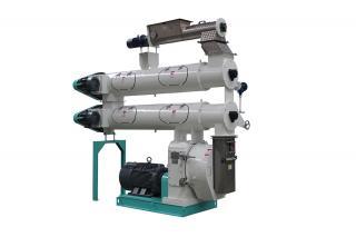 37-55KW ماكينات مطحنة الحبيبات SZLH B
