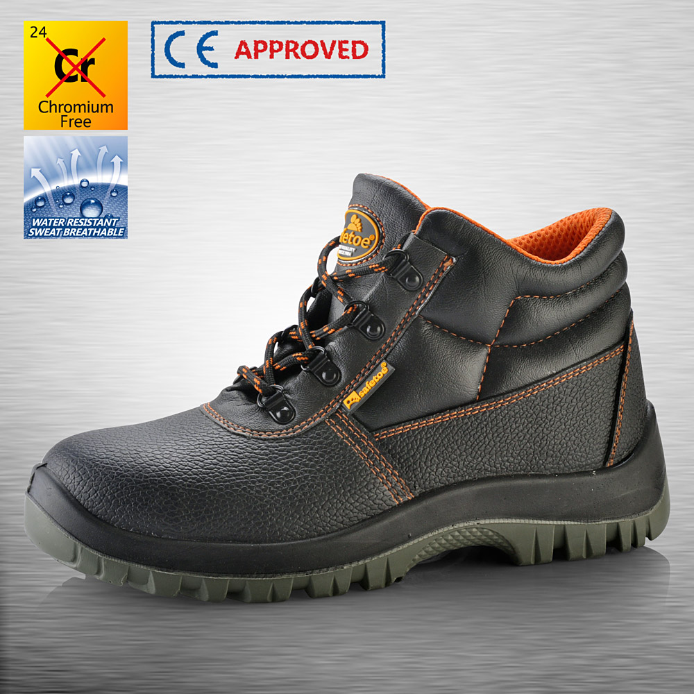 Best selling safety shoes 2016
