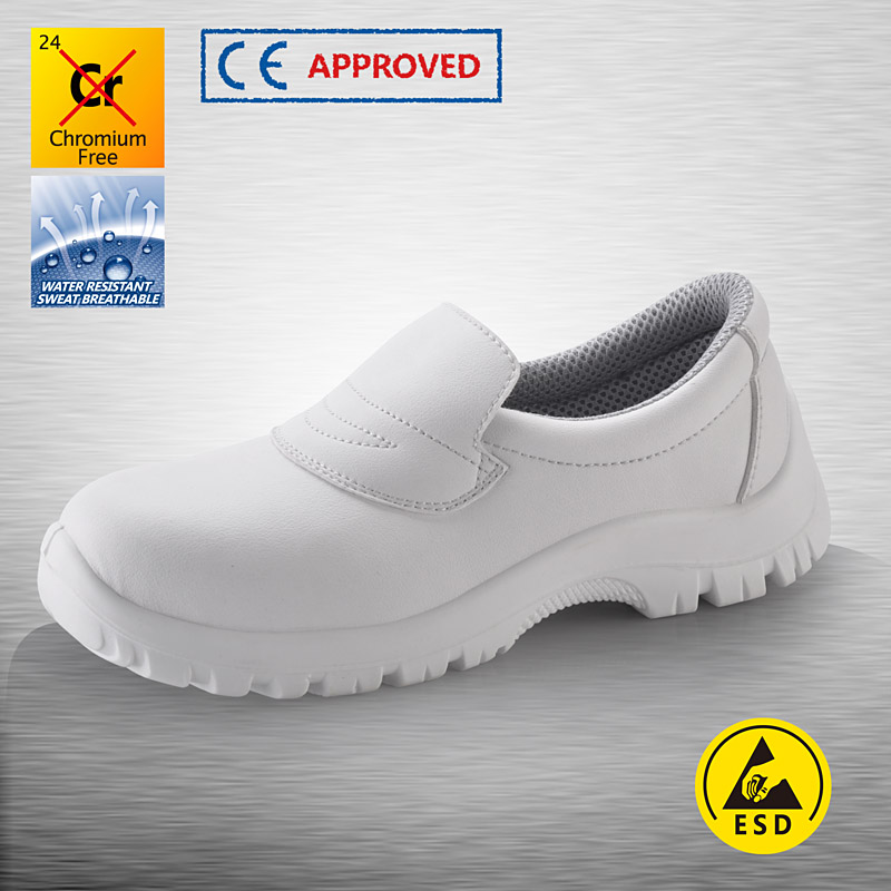 Safety shoes for kitchen
