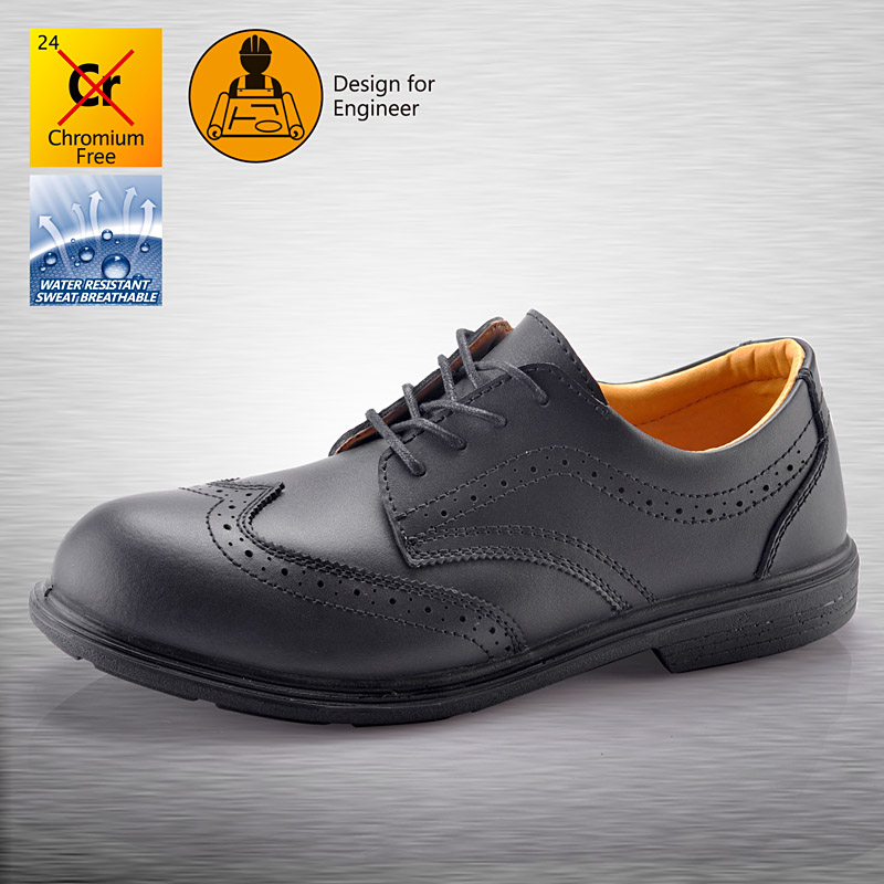 Safety shoes for manager
