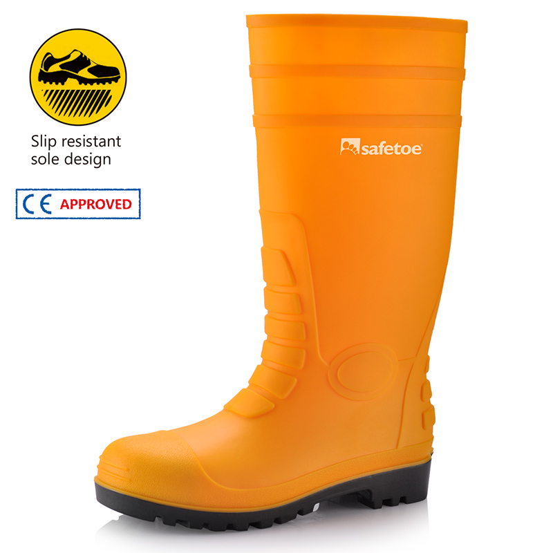 Heavy Duty Rain Boots