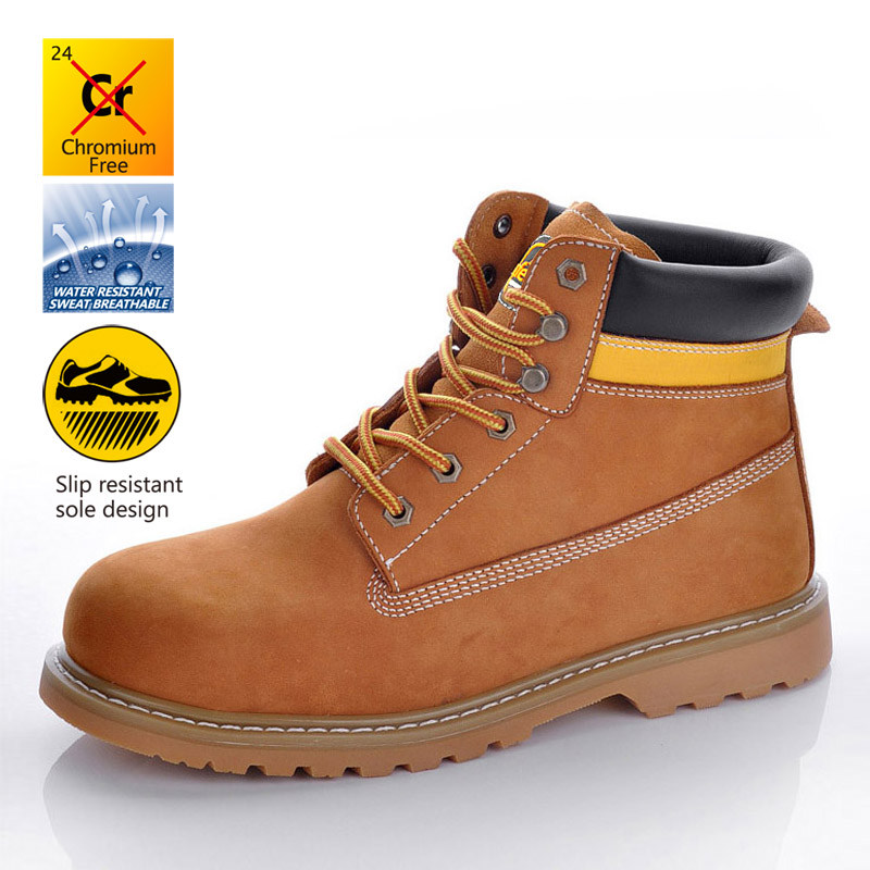 Chaussure de s curit goodyear nubuck m 8173 safetoe - Chaussure de securite goodyear ...
