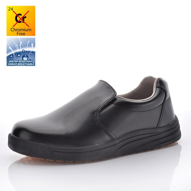 grand choix de fefa5 eee1c Chaussure de sécurité pour cuisine noir L-7155Black | Safetoe