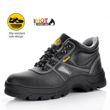 HRO Leather Safety Boots M-8001