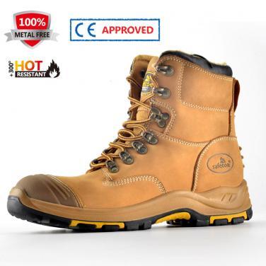 M-8364 HRO прочные защитные обуви нубук