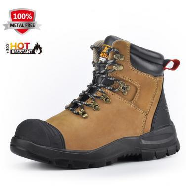 Safety boots HRO sandblasted M-8385