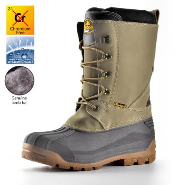 Safety boots for winter OB / HRO H-9439