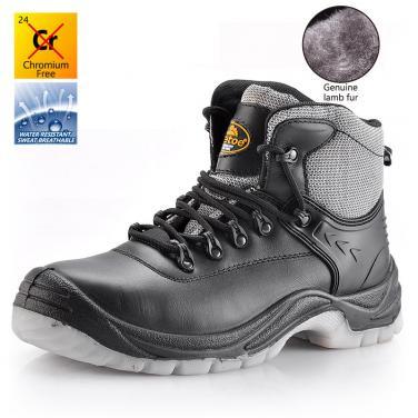 PU / TPU Winter Safety Shoe M-8088