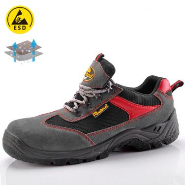 Summer Safety Shoe Suede Leather L-7015
