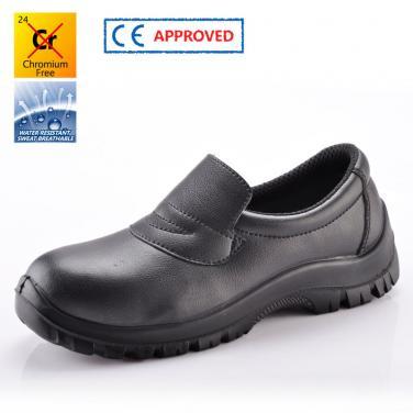 Safety shoe for black kitchen L-7019Black