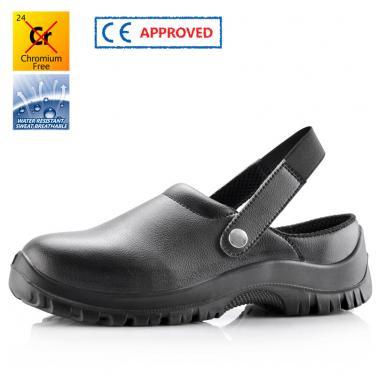 Safety boot for black kitchen L-7096Black