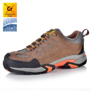 Premium Safety Shoes L-7063 Brown