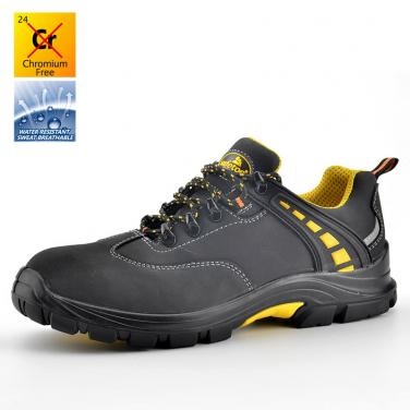 Heat resistant safety shoes L-7289