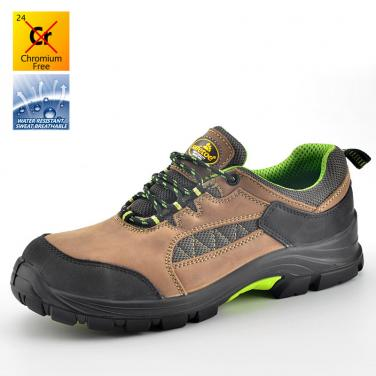 Heat resistant safety shoes L-7292