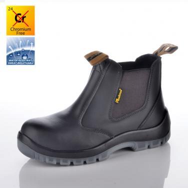 M-8025 Супер Защитные обуви без шнурков PU/TPU
