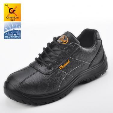 l-7111 Защитные обуви экономические кожа с тиснением