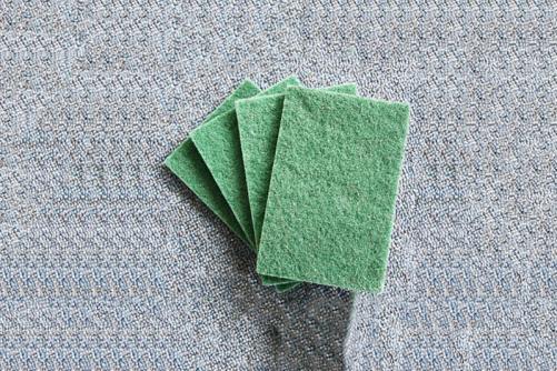 Abrasive Scouring Pad