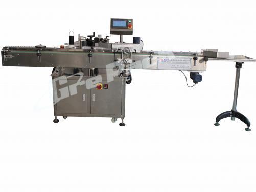 LM-300 vertical high speed sticker round bottle labeling machine